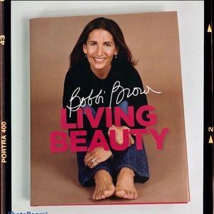 Bobbi Brown LIVING BEAUTY Coffee Table Book Makeup